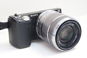 Image illustrative de l'article Sony Alpha NEX-5