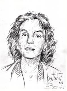 Sophia de Mello Breyner Andresen Portuguese poet and writer (1919-2004)