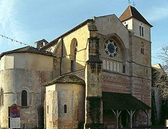 Sorde-l'Abbaye - Abbey of Saint-Jean de Sorde