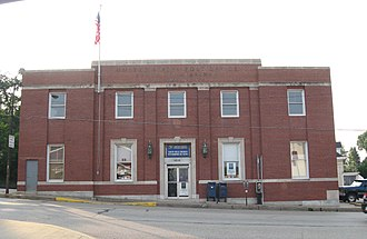 South Hills (Pennsylvania) - South Hills Post Office, West Liberty Avenue, Dormont, 15216