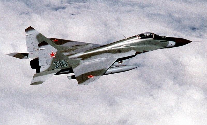 Aviones de combate : Estados Unidos vs Rusia