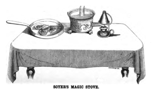 Alexis Soyer - Image: Soyer Stove