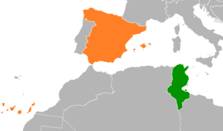 Spain–Tunisia relations Bilateral relations between Spain and Tunisia