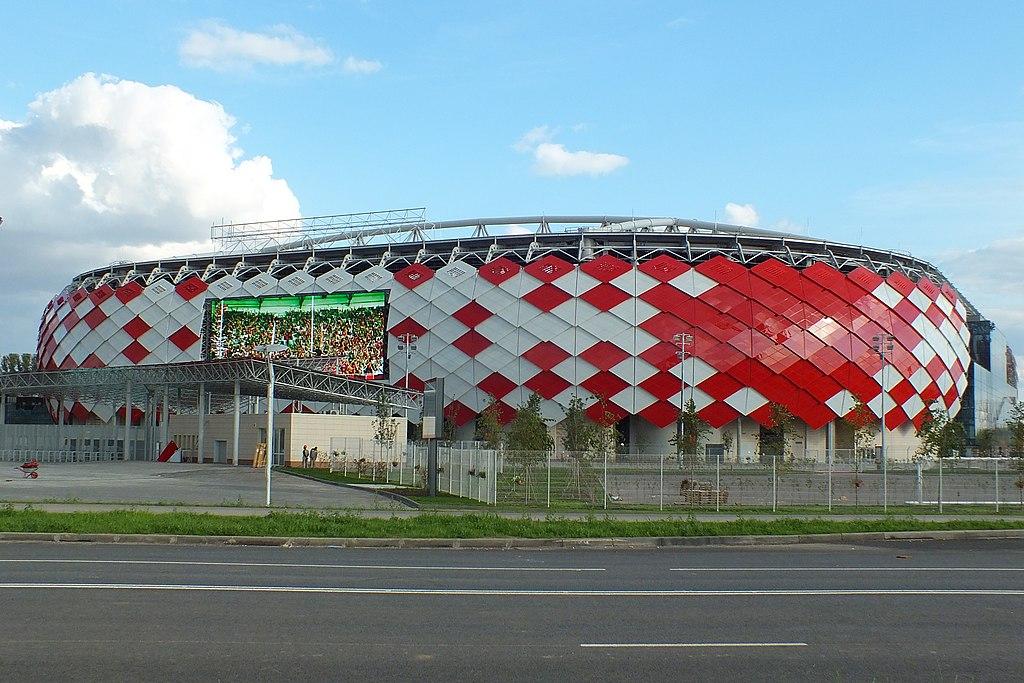 العالم 2018 بروسيا world cup 2018 stadiums