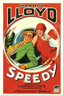 <i>Speedy</i> (film) 1928 film