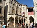 Sponza-Palast auf Stradun.JPG