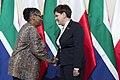 Spotkanie premier Beaty Szydło z Thandi Modise (2).jpg