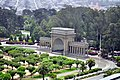 Spreckels Temple of Music from Hamon Observation Tower, De Young Museum 01.jpg