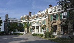 Hyde Park, New York - Springwood, Franklin D. Roosevelt's home