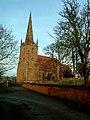 St. Cuthbert's, Church End, Shustoke - geograph.org.uk - 111190.jpg