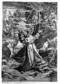St. Francis receiving the stigmata. Wellcome L0007112.jpg