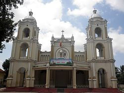 St.James Church originally established in 1861 located in Gurunagar, Jaffna.