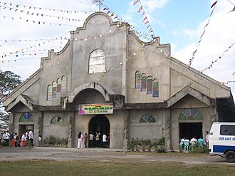 Quezon, Isabela - St. John Bosco Church