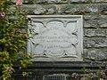 St. Mark's foundation stone - geograph.org.uk - 807323.jpg