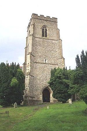 Clopton, Suffolk - Image: St. Mary, Clopton geograph.org.uk 119739