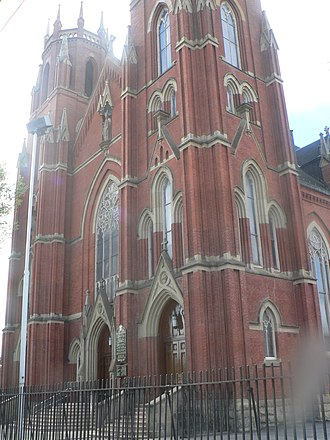 South Broadway, Cleveland - Image: St. Stanislaus