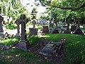 St Augustine, Broxbourne, Herts - Churchyard - geograph.org.uk - 472843.jpg