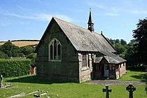 St James Church, Avonwick - geograph.org.uk - 1067227.jpg