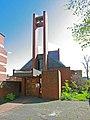 St Luke, Uxbridge Road, Shepherd's Bush, London W12 - Bell tower - geograph.org.uk - 1821929.jpg