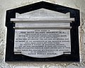 St Mary's Church, Stapleford Tawney, Essex, England ~ Rev. Henry Soames wall memorial.jpg
