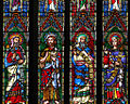 St Mary de Castro nave W window 1.jpg