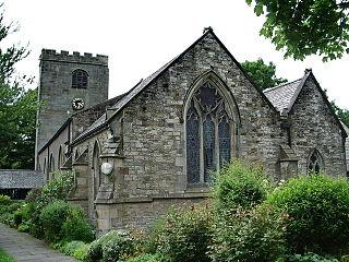 Holy Trinity Church, Bolton-le-Sands Church in Lancashire, England