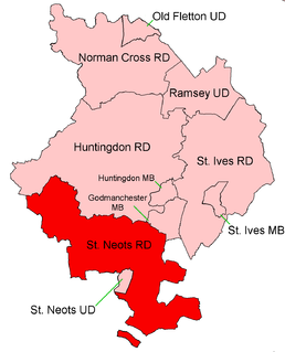 St Neots Rural District