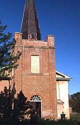 St Peter's Anglican Church, Richmond NSW