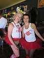 St Roch Tavern Goodchildren Easter 2012 Cherry Bunnies.JPG