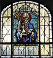 St Stefan an der Gail - Pfarrkirche - Fenster - Martin.JPG