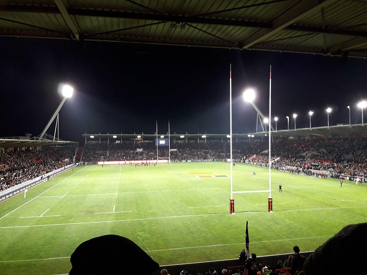 RC Toulon-Stade toulousain en rugby à XV — Wikipédia