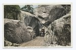 Stage at Arch Rock, Yosemite Valley, Calif (NYPL b12647398-74003).tiff