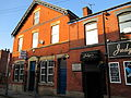 Stalybridge Conservative Club and entrance to Judges Bar.jpg