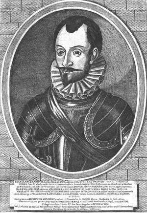 Stanisław Radziwiłł - Image: Stanisław Radziwiłł Grand Marshal of Lithuania