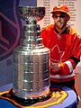 Stanley Cup on display at 2002 Winter Olympics (99333459).jpg