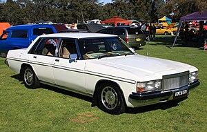 Holden Caprice - 1980–1983 Statesman WB Caprice