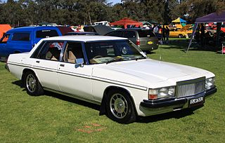 Statesman (automobile) Automotive marque created in 1971 by General Motors Holden