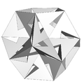 Stellation icosahedron De2f1dg1.png