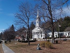 Sterling, Massachusetts - Sterling Town Common