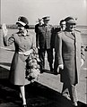 Stevan Kragujevic, Elizabeth II i Josip Broz Tito,1972, u Beogradu.jpg