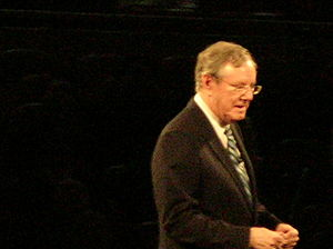 Steve Forbes speaks at the Get Motivated Semin...