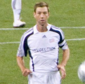 New England Revolution - Steve Ralston was an integral part of the Revs' success, leading them to four MLS Cup finals