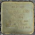 Stolperstein Bertha Stern (Hauptstraße 36 Kirch-Göns).jpg