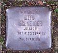 Stolperstein Otto Schneider Offenburg.jpg