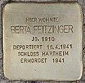 Stolperstein für Berta Feitzinger (Salzburg).jpg