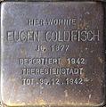 Stolpersteine Köln, Eugen Goldfisch (Sternengasse 27).jpg