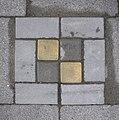 Stolpersteine Köln, Verlegestelle Vitalisstraße Ecke Vogelsangerstraße.jpg