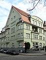 Stolpersteine Köln, Wohnhaus Manderscheider Platz 8.jpg