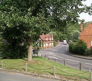 Stoneleigh, Warwickshire - Image: Stoneleigh bridge 6g 06