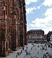 Straßburg Cathédrale Notre-Dame Fassade 2.jpg